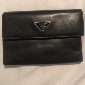 Vintage Prada Women's Wallet